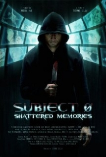 Subject 0: Shattered Memories film afişi