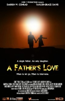 A Father's Love film afişi