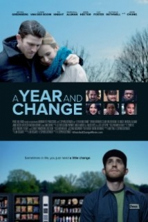 A Year And Change film afişi