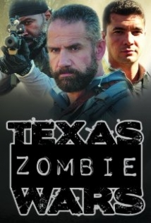 Texas Zombie Wars: Dallas film afişi
