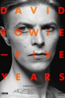 David Bowie: Five Years film afişi