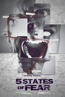 Chilling Visions: 5 States Of Fear film afişi