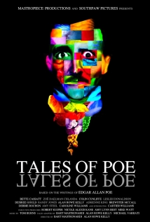 Tales Of Poe film afişi