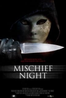 Mischief Night film afişi