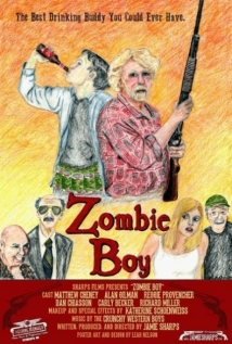 Zombie Boy film afişi