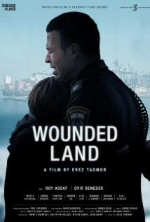 Wounded Land film afişi