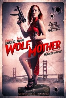 Wolf Mother film afişi