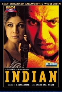 Indian film afişi