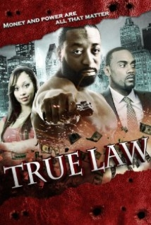 True Law film afişi