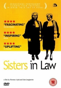 Sisters In Law film afişi