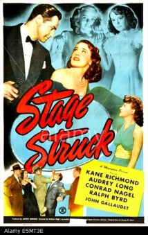 Stage Struck film afişi