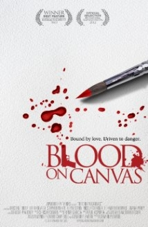 Blood On Canvas film afişi