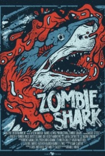 Zombie Shark film afişi