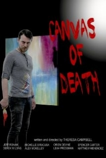 Canvas Of Death film afişi