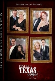 Divorce Texas Style film afişi