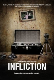 Infliction film afişi