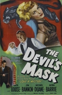 The Devil's Mask film afişi