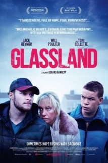 Glassland film afişi