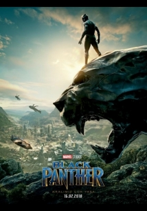 Black Panther film afişi