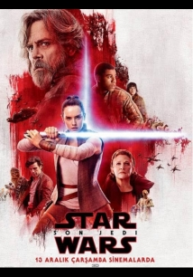 Star Wars: The Last Jedi film afişi