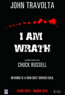 I Am Wrath film afişi