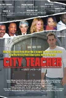 City Teacher film afişi