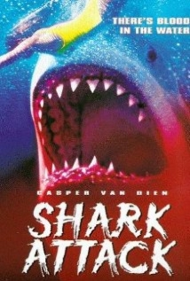Shark Attack film afişi