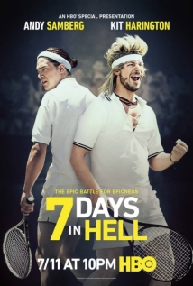7 Days In Hell film afişi