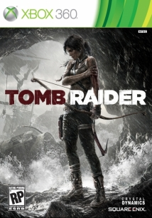 Tomb Raider film afişi