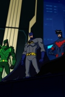 Batman Unlimited: Monster Mayhem film afişi