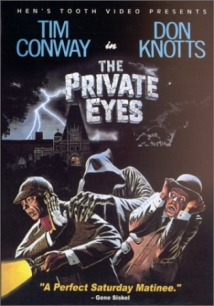 The Private Eyes film afişi