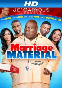 Je'caryous Johnson's Marriage Material film afişi