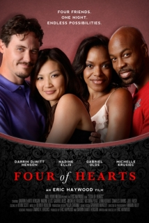 Four Of Hearts film afişi