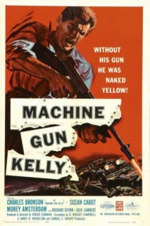Machine-Gun Kelly film afişi