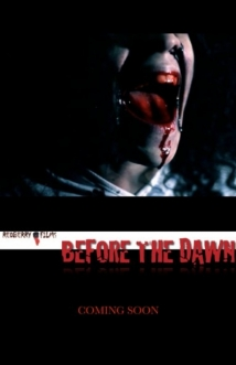 Before The Dawn film afişi