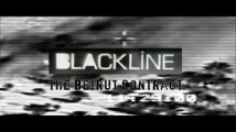 Blackline: The Beirut Contract film afişi