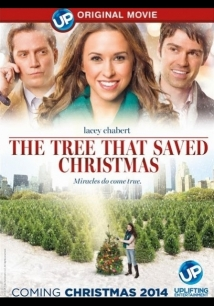 The Tree That Saved Christmas film afişi
