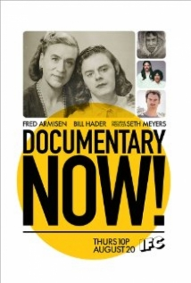 Documentary Now! film afişi