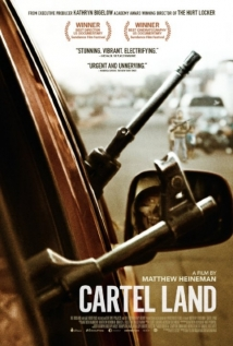 Cartel Land film afişi