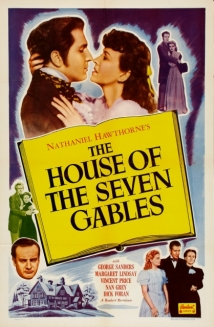 The House Of The Seven Gables film afişi