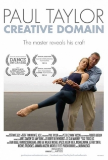 Paul Taylor Creative Domain film afişi