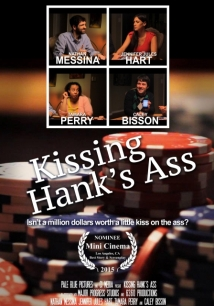 Kissing Hank's Ass film afişi