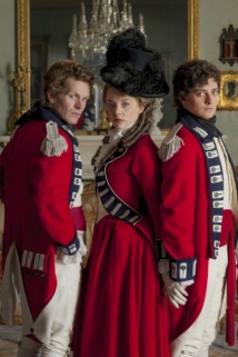 The Scandalous Lady W film afişi