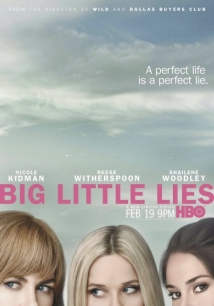 Big Little Lies film afişi