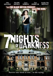 7 Nights Of Darkness film afişi