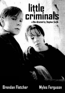 Little Criminals film afişi