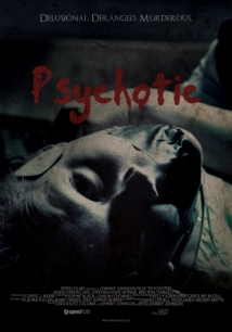 Psychotic film afişi