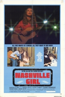 Nashville Girl film afişi