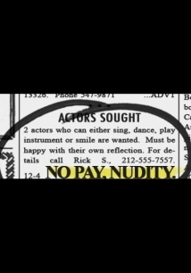No Pay, Nudity film afişi