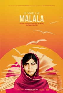 He Named Me Malala film afişi